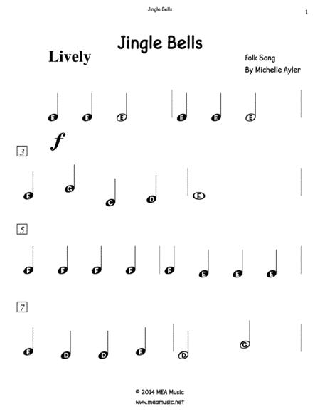 Jingle Bells With Letters