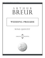 Wedding Prelude - Woodwind Quintet