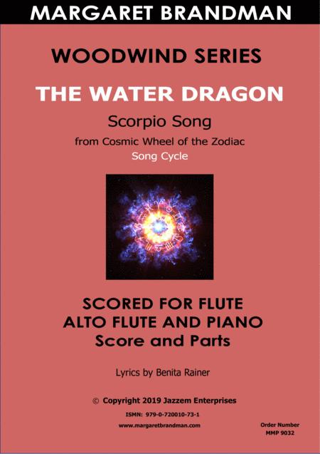 The Water Dragon_ Flute, Alto Flute, and Piano arrangement