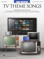 Big Book of TV Theme Songs - 2nd Edition 					 					 By Various