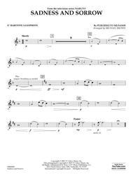 Sadness and Sorrow (from Naruto) (arr. Michael Brown) - Eb Baritone Saxophone