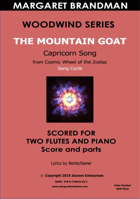 The Mountain Goat_Two Flutes and Piano arrangement
