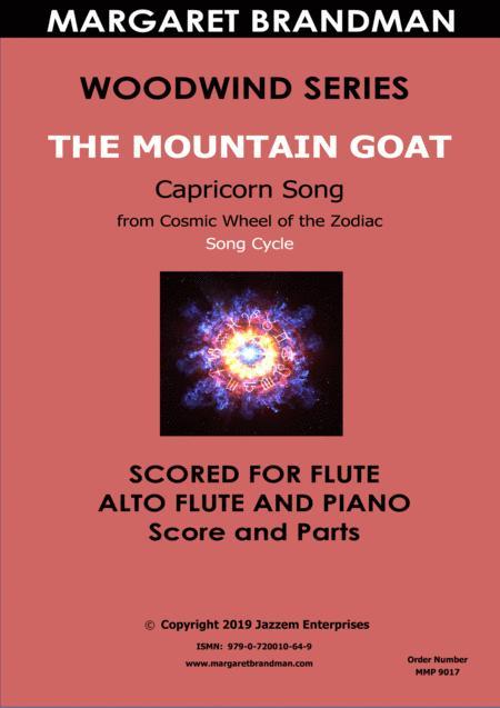 The Mountain Goat_Flute, Alto Flute, and Piano arrangement