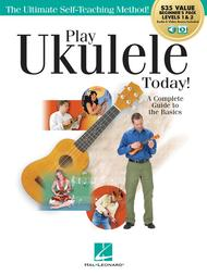 Play Ukulele Today! All-in-One Beginner's Pack