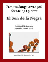 Download El Son De La Negra Mexican Mariachi Folk Song For String