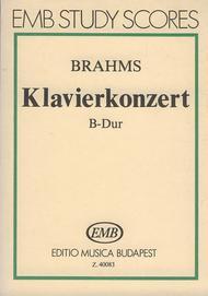 Klavierkonzert B-Dur op. 83