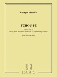 Tchou-Pe Violon-Piano