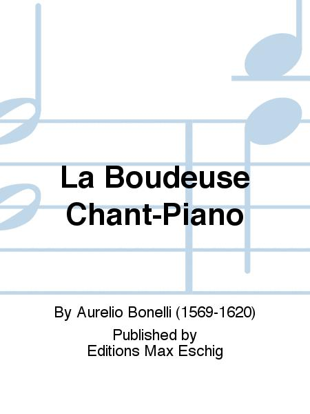 La Boudeuse Chant-Piano
