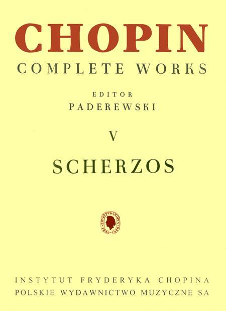 Complete Works V: Scherzos