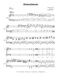 Greensleeves (for TTB)