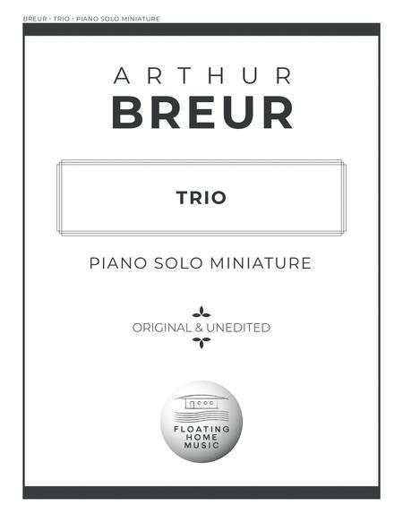 Trio - Piano Solo Miniature