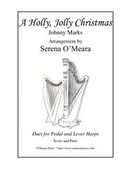 A Holly Jolly Christmas, Score & Parts
