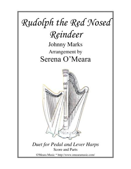 Rudolph The Red Nosed Reindeer, Score & Parts