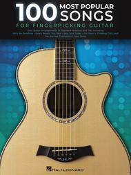 100 Most Popular Songs for Fingerpicking Guitar