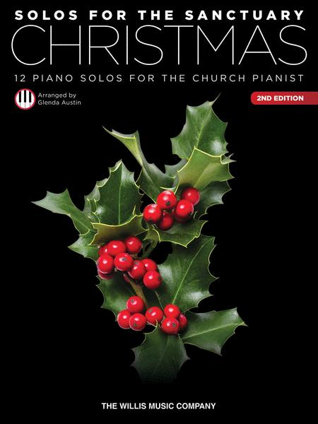 Solos for the Sanctuary: Christmas - 2nd Edition