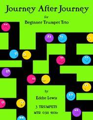 Journey After Journey for Beginner Trumpet Trio