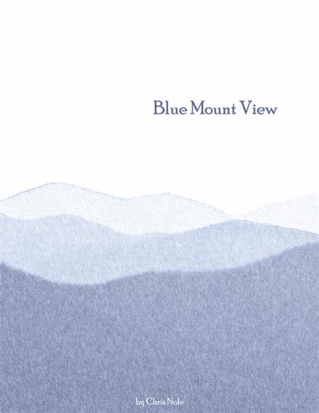 Blue Mount View