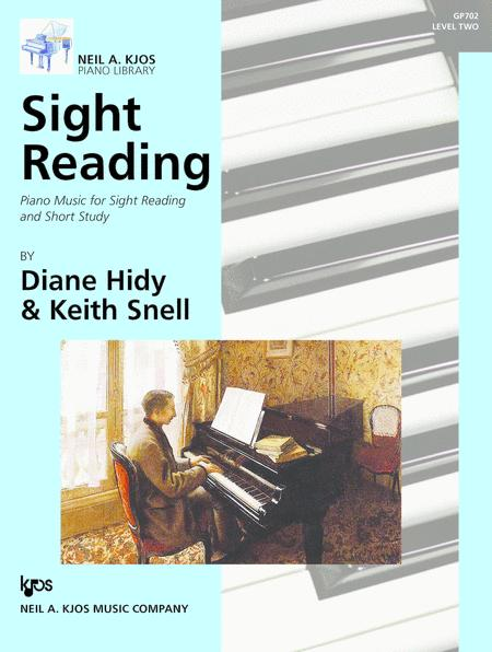 Piano Music For Sight Reading & Short Study Level 2