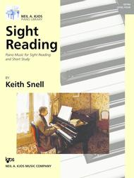Piano Music For Sight Reading & Short Study Level 4
