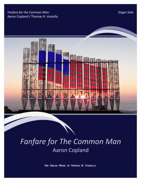 Fanfare for the Common Man (Organ Solo)