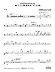 Soundtrack Highlights from Avengers: Endgame (arr. Michael Brown) - Flute