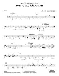 Soundtrack Highlights from Avengers: Endgame (arr. Michael Brown) - Tuba