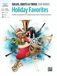 Solos, Duets & Trios for Winds -- Holiday Favorites