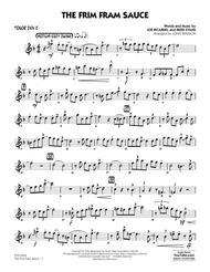 The Frim Fram Sauce (arr. John Wasson) - Tenor Sax 2
