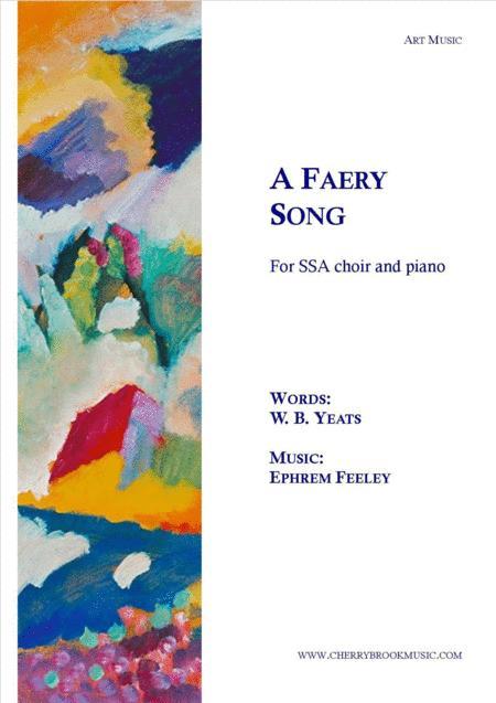 A Faery Song