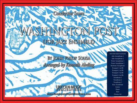 Washington Post (for Jazz Ensemble)