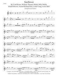 Sunflower (spider-man: Into The Spider-verse), Violin