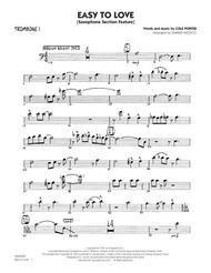 Easy to Love (arr. Sammy Nestico) - Trombone 1