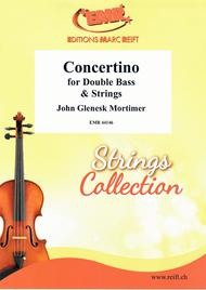 Concertino for Double Bass & Strings