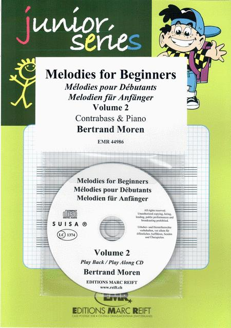 Melodies for Beginners Volume 2