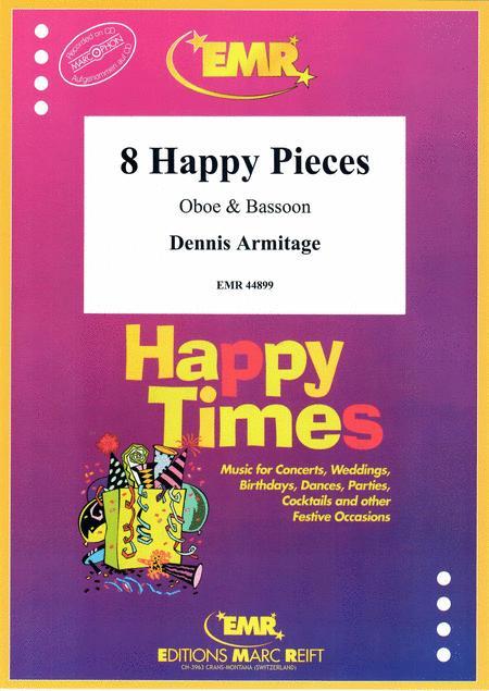 8 Happy Pieces