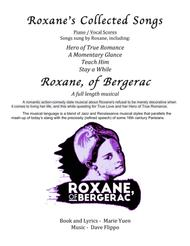 ROXANE COLLECTION -  Four Songs sung by Roxane in