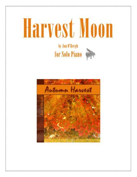 Harvest Moon - Easy Solo Piano