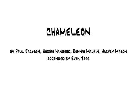 Chameleon ( Jazz-Fusion Combo Arrangement)