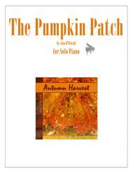 The Pumpkin Patch - Easy Solo Piano