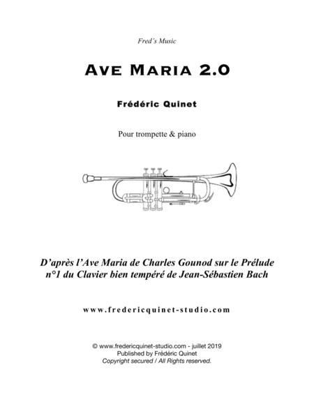 Ave Maria 2.0 for trumpet & piano