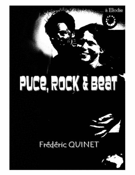 Puce, Rock and Beat for Wind Band