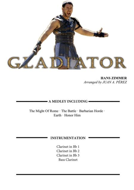 Suite From Gladiator