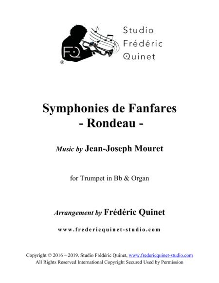 Rondeau for Trumpet & Organ