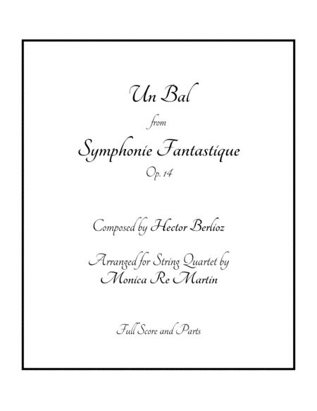 Un Bal from Symphonie Fantastique