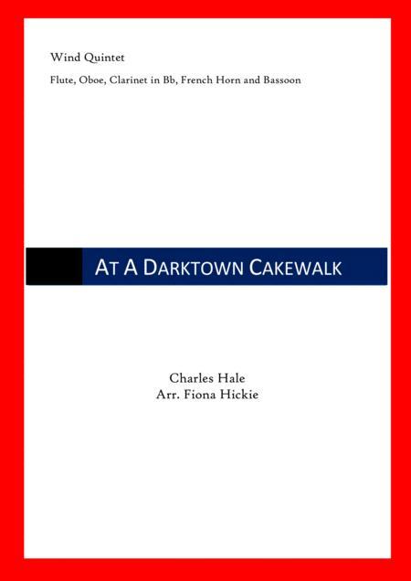At A Darktown Cakewalk