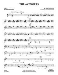 The Avengers (arr. Johnnie Vinson) - Pt.2 - Bb Clarinet/Bb Trumpet