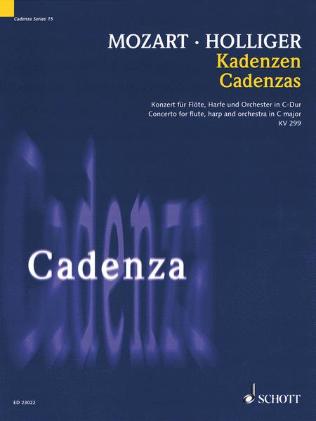 Cadenzas KV 299