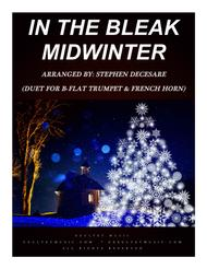In The Bleak Midwinter (Duet for Bb-Trumpet and French Horn)
