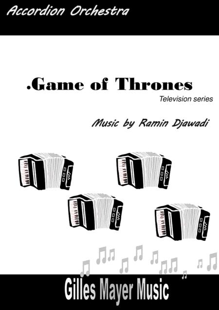 GAME OF THRONES (Accordion Orchestra)