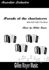 PARADE OF THE CHARIOTEERS \| BEN HUR (Accordion orchestra)